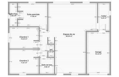 Plans De Maison De Plain Pied Seloger Construire