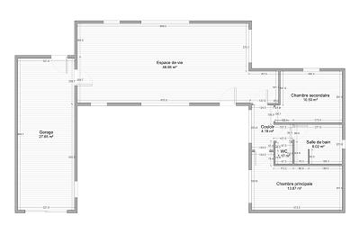Plans De Maison Moderne Seloger Construire