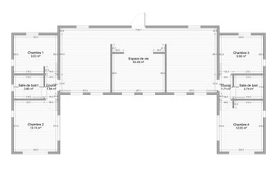 Surréaliste Plans de maison de plain-pied | SeLoger construire OW-78